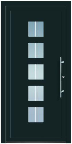 Fabulous Hauseingangstüren aus Aluminium & Kunststoff - AF Haustüren Essen FW73
