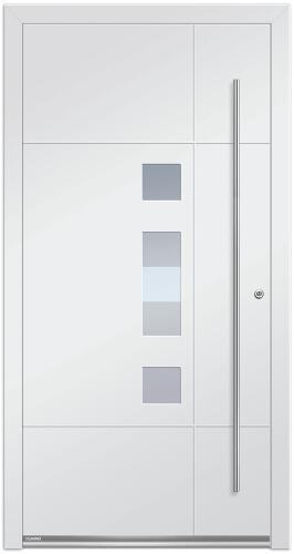 Haustüren Rocket von Höning - Hauseingangstüren aus Aluminium - Tischlerei-Essen